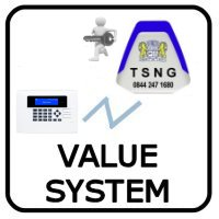 Cymru Security Systems South-Glamorgan Value Alarm