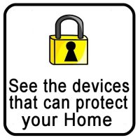 The Security Network House Alarm Devices