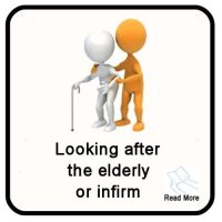 NorthEast Security Systems Looking after the Elderly in North East England