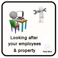 Cymru Security Systems Looking after your Employees in Wales