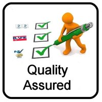 Quality installations in the countries of England & Wales by TSNG Fire & Security quality assured