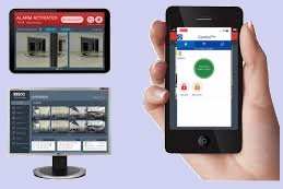 Cymru Security Systems Smart App in Wales