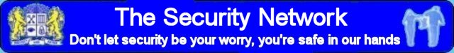 TSNG Security Systems Banner